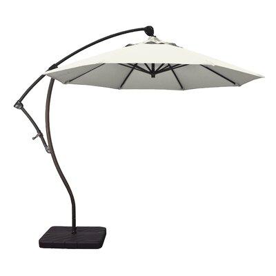 9 Cantilever Umbrella Fabric: Canvas