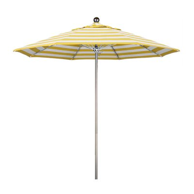 9 Luxy Series Market Umbrella Fabric: Citron