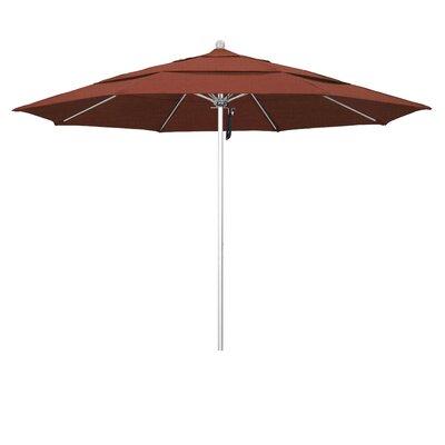 11 Market Umbrella Color: Terracota