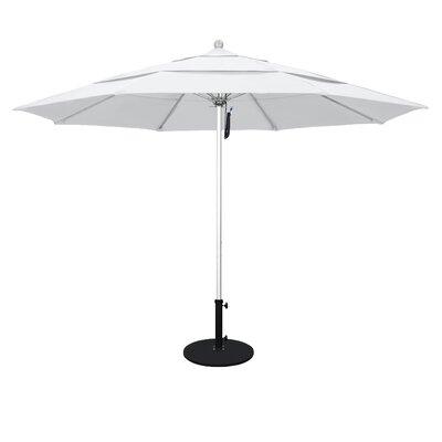 11 Market Umbrella Color: White
