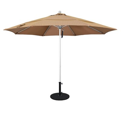 11 Market Umbrella Color: Terrace Sequoia