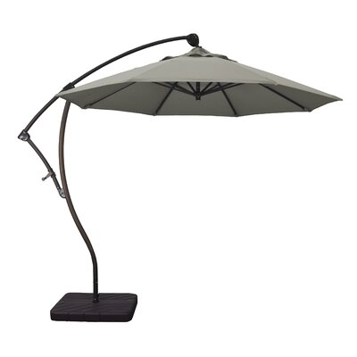 9 Cantilever Umbrella Fabric: Taupe