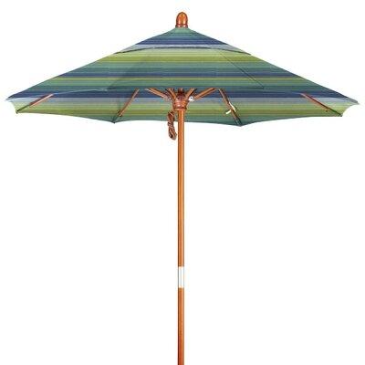 7.5 Market Umbrella Color: Seville Seaside