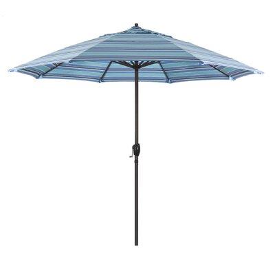 9 Sunline Market Umbrella Color: Dolce Oasis