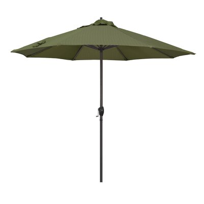 9 Sunline Market Umbrella Color: Terrace Fern