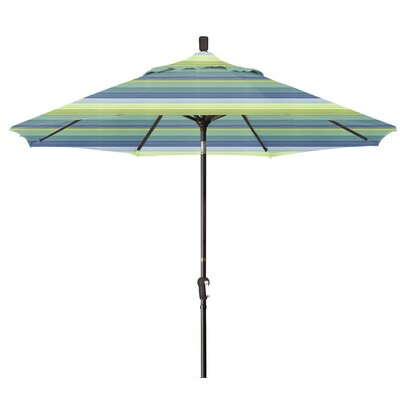 9 Market Umbrella Color: Seville Seaside