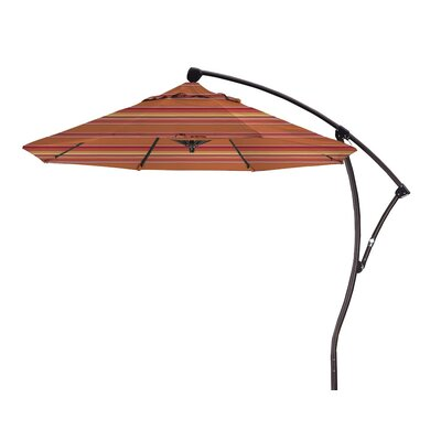 9 Cantilever Umbrella Color: Dolce Mango