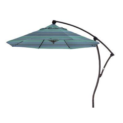 9 Cantilever Umbrella Color: Dolce Oasis