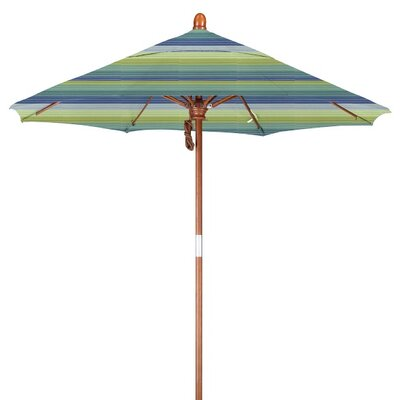 7.5 Market Umbrella Color: Seville Seaside