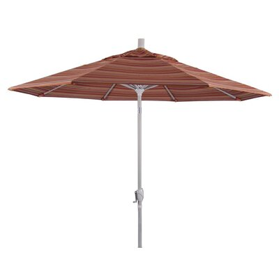 9' Market Umbrella Frame Finish: Bronze, Color: Dolce Mango GSPT908117-56000
