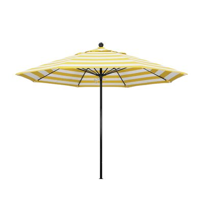 9 Market Umbrella Fabric: Citron