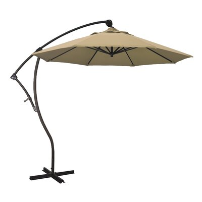 9' Cantilever Umbrella Fabric: Champagne BA908-F67