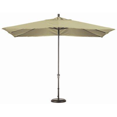 California Umbrella 11' x 8.5' Square Aluminum Market Umbrella - Fabric: Sunbrella-Camel at Sears.com