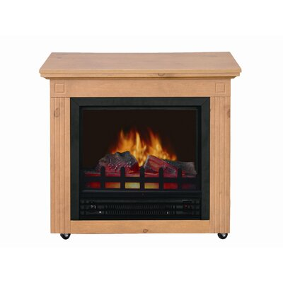 In store financing Cambria Electric Mobile Fireplace...