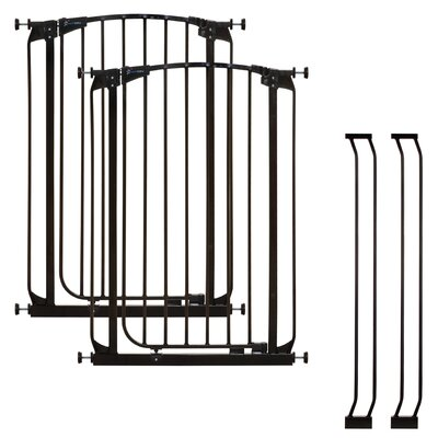 Chelsea Tall Auto Close Safety Gate L788B