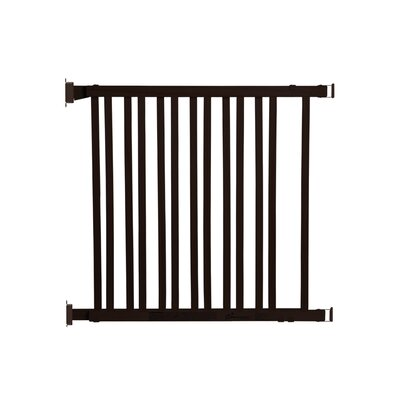 Image of Wooden Expandable Gate