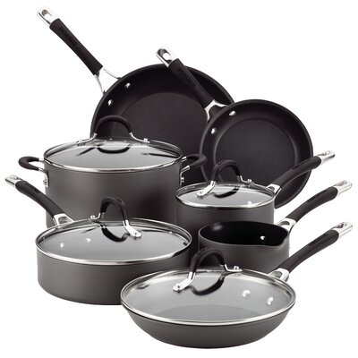 Momentum 11 Piece Cookware Set