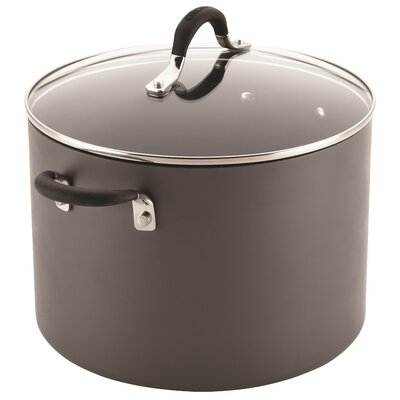 10-qt. Non-Stick Stock Pot with Lid