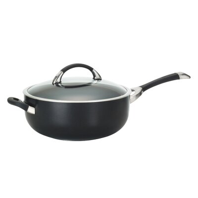Symmetry 6-qt. Chef's Pan with Lid