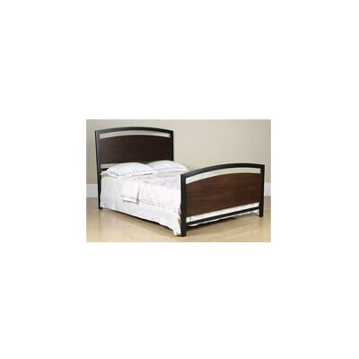 BellO Panel Bed Size: King