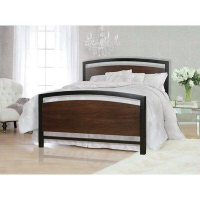 BellO Panel Bed Size: Queen