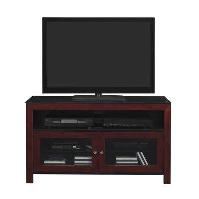 Deep Mahogany 55 TV Stand