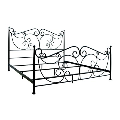 Serta Panel Bed Size: King