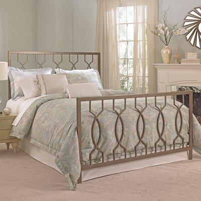 Metal Bed Size: Queen
