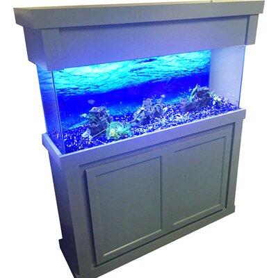 Modern Birch Series Aquarium Stand Size: 68 H x 52.5 W x 15.5 D