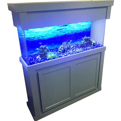 Modern Birch Series Aquarium Stand Size: 68 Hx 52.5 W x 20.7 D