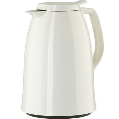 Mambo 4.25 Cup Thermal Carafe Color: White E517004