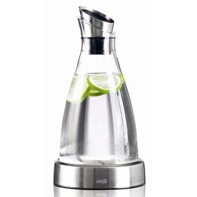 Flow Carafe with Coaster