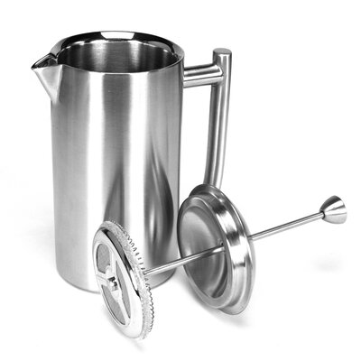 Frieling Brushed Stainless Steel French Press 0141