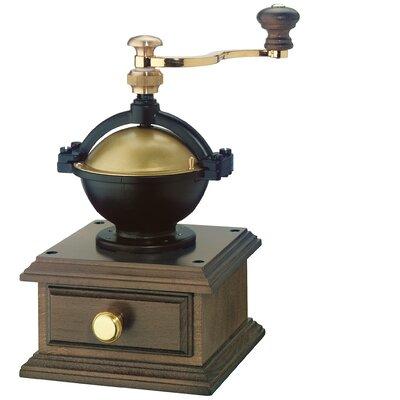 La Paz Beech Wood Manual Coffee Grinder M040128