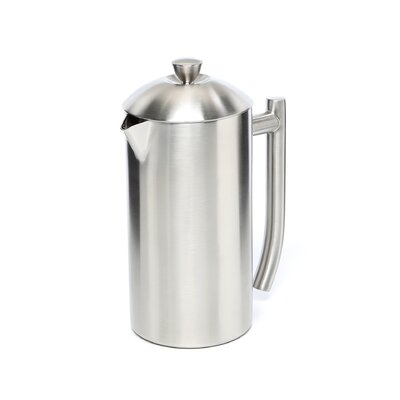 Frieling 23 oz. Insulated Brushed Stainless Steel French Press