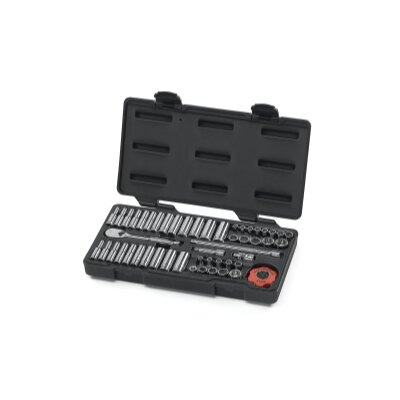 "KD Tools 51Pc 1/4"""" Dr 12Pt Socket Set at Sears.com"