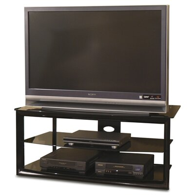 Buy low price tech craft bernini series black 60 metal for Tech craft tv stands