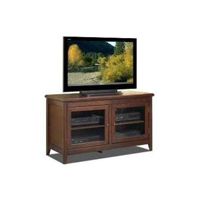 "Cheap Tech-Craft 48"" Hi-Boy TV Credenza in Walnut (TC0287)"