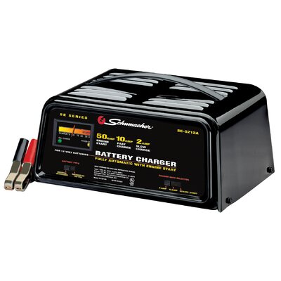 Schumacher Electric 12V 50 Amp Charger and Starter at Sears.com
