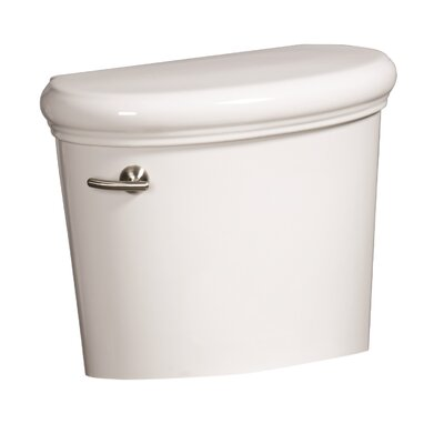 Orrington 1.6 GPF Toilet Tank Finish: White
