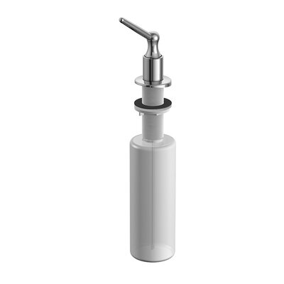 Soap & Lotion Dispenser Finish: Chrome