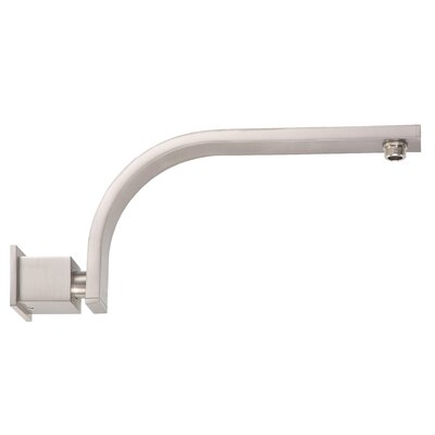 14.625 Sirius Shower Arm Finish: Brushed Nickel