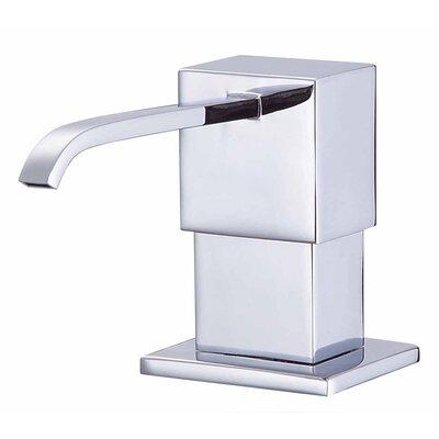 Sirius Soap & Lotion Dispenser Finish: Chrome