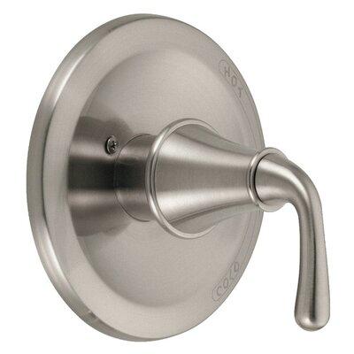 Bannockburn Diverter Shower Faucet Trim Finish: Brushed Nickel