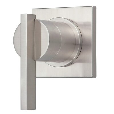 Sirius Volume Shower Faucet Trim Finish: Brushed Nickel