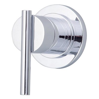 Parma Volume Shower Faucet Trim Finish: Chrome