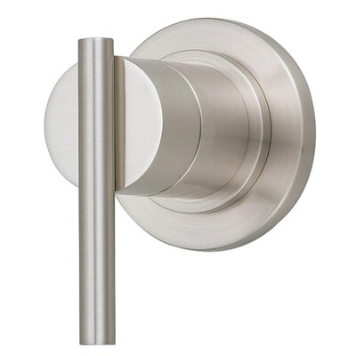 Parma Volume Shower Faucet Trim Finish: Brushed Nickel