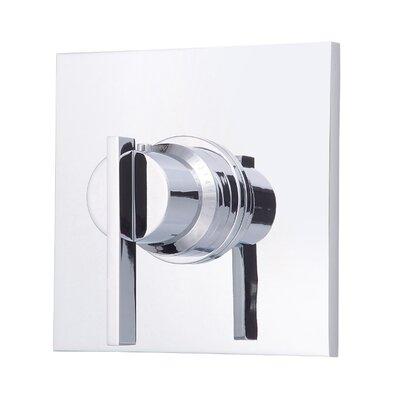 Sirius Thermostatic Shower Faucet Trim Finish: Chrome