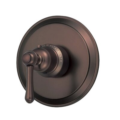 Opulence Thermostatic Shower Faucet Trim Finish: Oil Rubbed Bronze