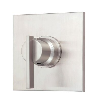 Sirius Thermostatic Shower Faucet Trim Finish: Brushed Nickel